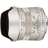 PENTAX wide angle lens FA31mm F1.8AL Limited silver FA31F1.8S(Japan Import-No Warranty)