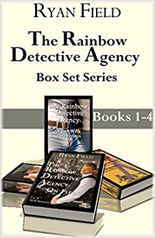The Rainbow Detective Agency: Box Set: Books 1 to 4 by [Field, Ryan]