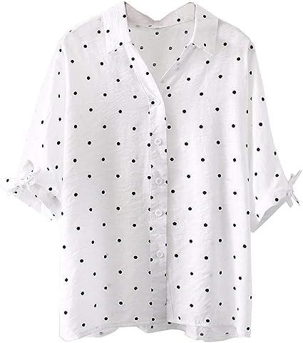 Camiseta de manga larga para mujer, estilo vintage de 2019 ins, talla grande, para mujer, con