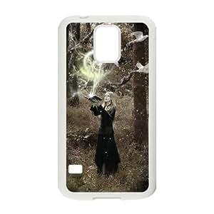 EZCASE Fantasy Fairy Tale Phone Case For Samsung Galaxy S5 i9600 [Pattern-6]