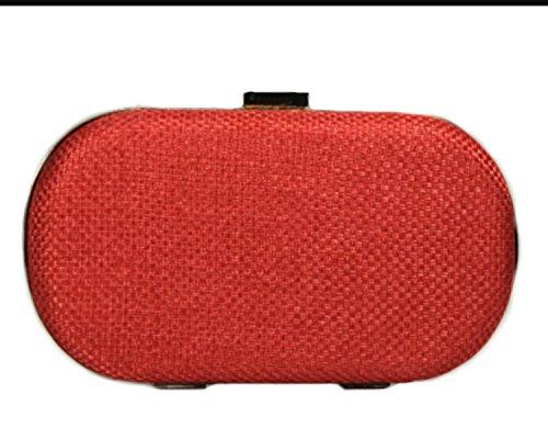 Sitara, sac à main femme rouge