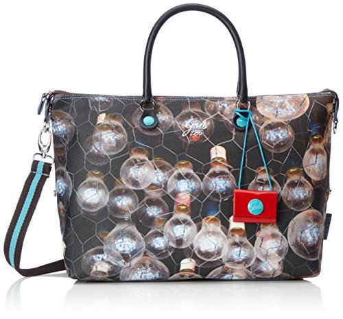 amp; Cross Multicolour Bag Women's Studio lampadine Katia Gabs body 1qRa1w