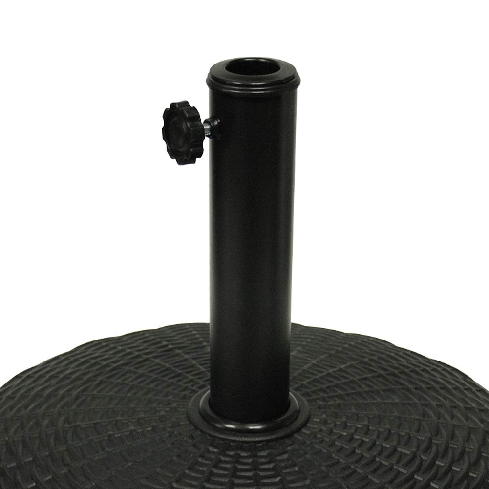 Blissun 22lb Heavy Duty Patio Market Umbrella Base Stand by Blissun (Image #3)