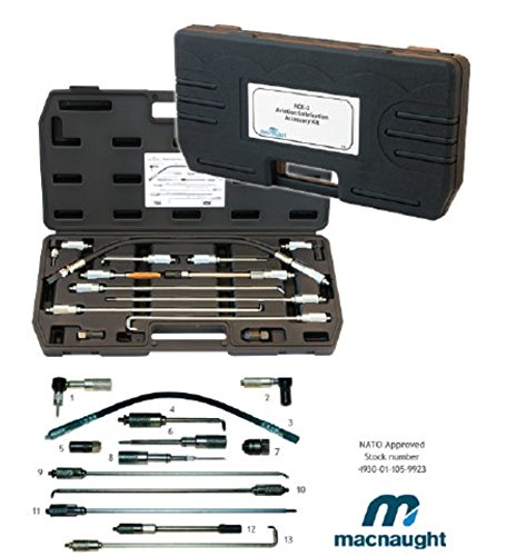 ACK2 Aviation Greasing Kit w/ paperwork by Macnaught