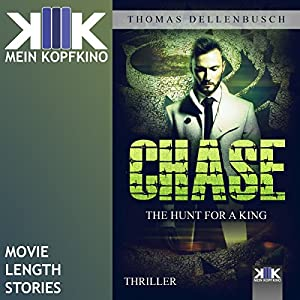 Chase: The Hunt for a King (Chase 2) | Livre audio