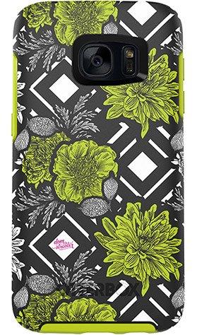 OtterBox SYMMETRY SERIES Case for Samsung Galaxy S7 (Green Diamond) (Green Box Otter)