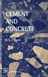 Cement and Concrete, Gani, M. S. J., 0412790505