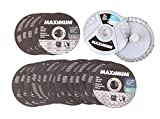 Mastercraft Maximum Thin Cutting Disc Set, 4.5-inch