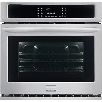 """Frigidaire FGEW3065PF - Gallery 30"""" Stainless Steel Electric Single Wall Oven - Convection"""