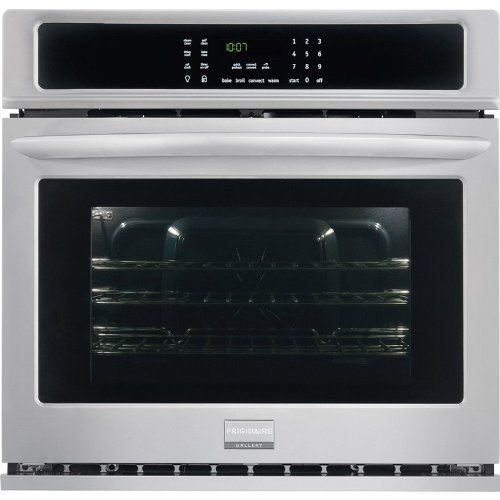 Frigidaire FGEW3065PF – Gallery 30″ Stainless Steel Electric Single Wall Oven – Convection