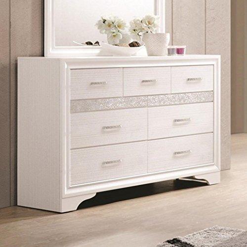 Coaster Home Furnishings 205113 Dresser, White