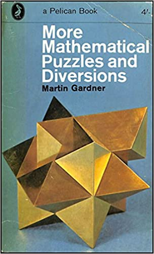 Image result for More mathematical puzzles and diversions