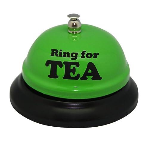 Ring For Tea Desk bell
