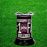 MISSISSIPPI STATE BULLDOGS NCAA TART WARMER - FRAGRANCE LAMP - BY TAGZ SPORTS
