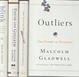 Malcolm Gladwell - Set of 4 Books.