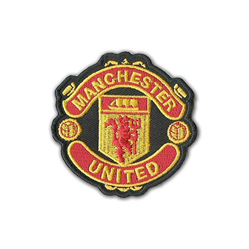 Manchester United MUFC Man U Embroidered Sew On Iron Embroidered Patch 3