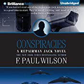 Conspiracies: A Repairman Jack Novel, Book 3 | F. Paul Wilson