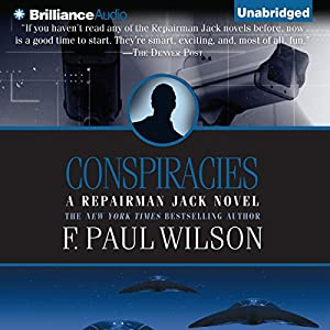 Conspiracies Audiobook