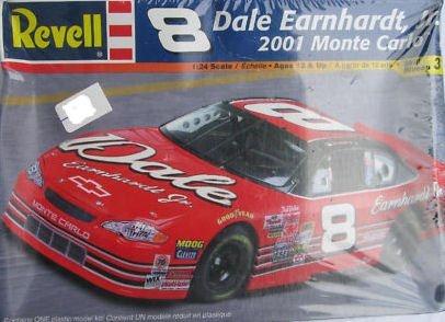 Revell 8 Dale Earnhardt, Jr. 2001 Monte Carlo