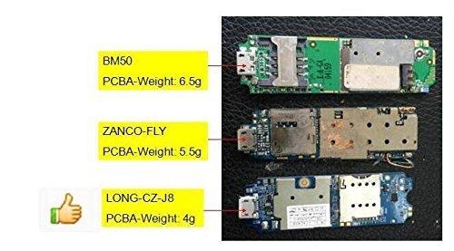 LONG-CZ J8 Bluetooth dialer earphone,Unlock 0.66 inch mini mobile phone SIM Card WCDMA & GSM (black) by LONG-CZ (Image #2)