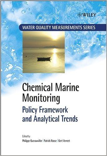 Descargar Libros Sin Registrarse Chemical Marine Monitoring: Policy Framework And Analytical Trends Epub Patria