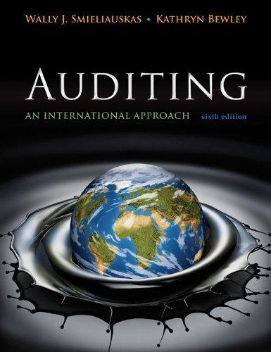 [D.O.W.N.L.O.A.D] Auditing: An International Approach,Sixth Edition [E.P.U.B]