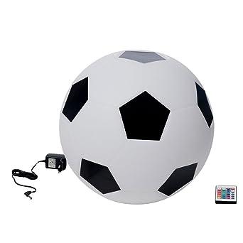Lumisky Footy C40 de balón de fútbol de luminoso LED con mando a ...