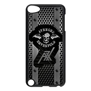 Protective Snap-on Hard Back Case Cover for iPod Touch 5 5th Gen - A7X Avenged Sevenfold