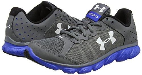 Pour Assert G L'entranement Course Ua Gris Chaussures Under 6 Micro Armour De graphite 041 6ztHF