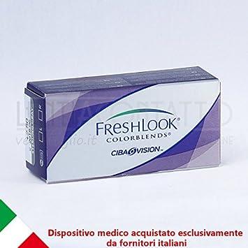733ac8f30bdca Alcon - Lentes de contacto - Freshlook ColorBlends Pure Hazel - 2 unid.   Amazon.es  Salud y cuidado personal