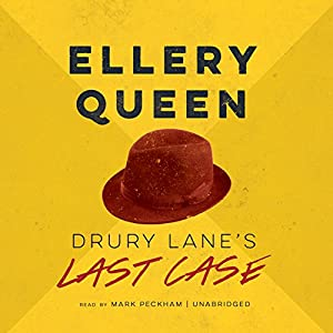 Drury Lane's Last Case Audiobook