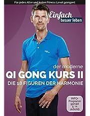 Der moderne Qi Gong Kurs 2 — Die 18 Figuren der Harmonie — Taiji Qigong — Shibashi (2 DVDs)