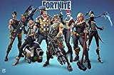 WP Faverlkujj Poster Fortnit Epic Battle 24x36 inches Standard Size (New)