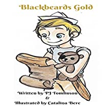 Blackbeards Gold: Edwards Adventures Audiobook by PJ Tomlinson Narrated by Stephen Holloway