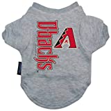 Hunter MFG Arizona Diamondbacks Dog Tee, Medium