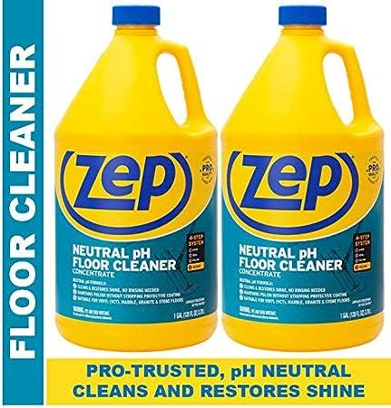 Zep Zuneut128 Gal Neutral Floor Cleaner