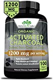 Best Activated Charcoals - [NEW!] Organic Activated Charcoal capsules | 1200mg highly Review