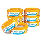 Munchkin Arm and Hammer Diaper Pail Refill Rings, 2,176 Count