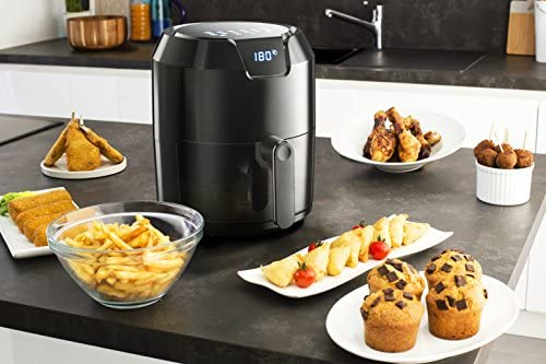 Moulinex Easy Fry Fryer Amazon De Küche Haushalt