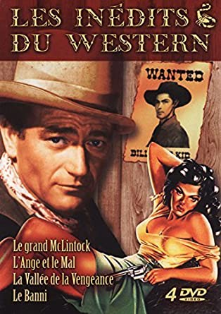 Vol.1 (4 Dvd Pack) by Les Inedits Du Western: Amazon.es: Les ...
