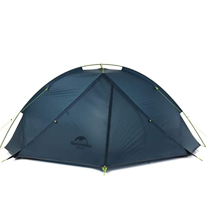 Naturehike Taga 2 Person Ultralight Backpacking Tents with Footprint - 2.7 lbs Lightest Portable 2 Men  sc 1 st  Amazon.com & Amazon.com : Naturehike Taga 2 Person Ultralight Backpacking Tents ...