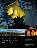 2018 Certified Specialist of Wine Workbook