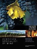 #7: 2018 Certified Specialist of Wine Workbook