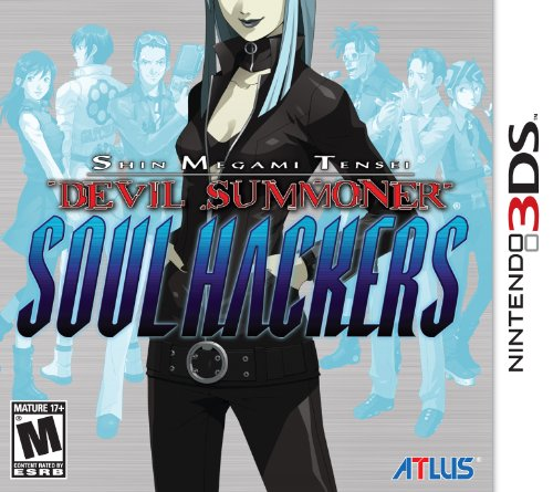 Shin Megami Tensei: Devil Summoner: Soul Hackers - Nintendo (Best Atlus Games For 3ds)