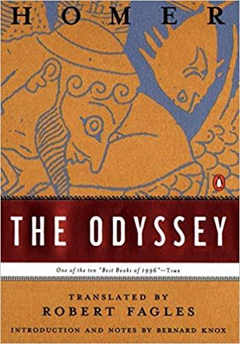 The Odyssey Paperback - Deckle Edge, November 1, 1997