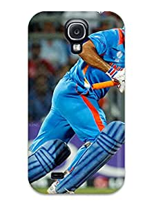 Peter L Whitlow YPahnQB7047JsUON Case For Galaxy S4 With Nice Ms Dhoni Appearance