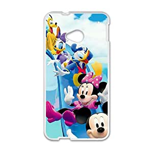 YYYT Mickey Mouse Phone Case for HTC One M7 case
