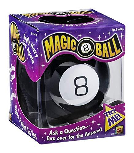 (Mattel Games 30188 Magic 8)