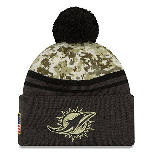 Miami Dolphins Salute to Service Hat – Football Theme Hats 49dd11046fa