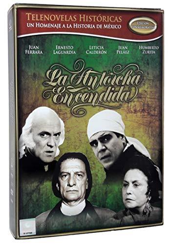La Antorcha Encendida / Telenovela Historica - Edicion Conmemorativa